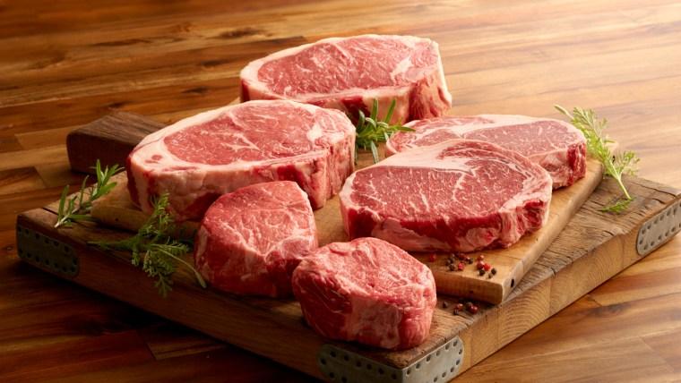 44 Farms Family Pack mail-order steak gift set