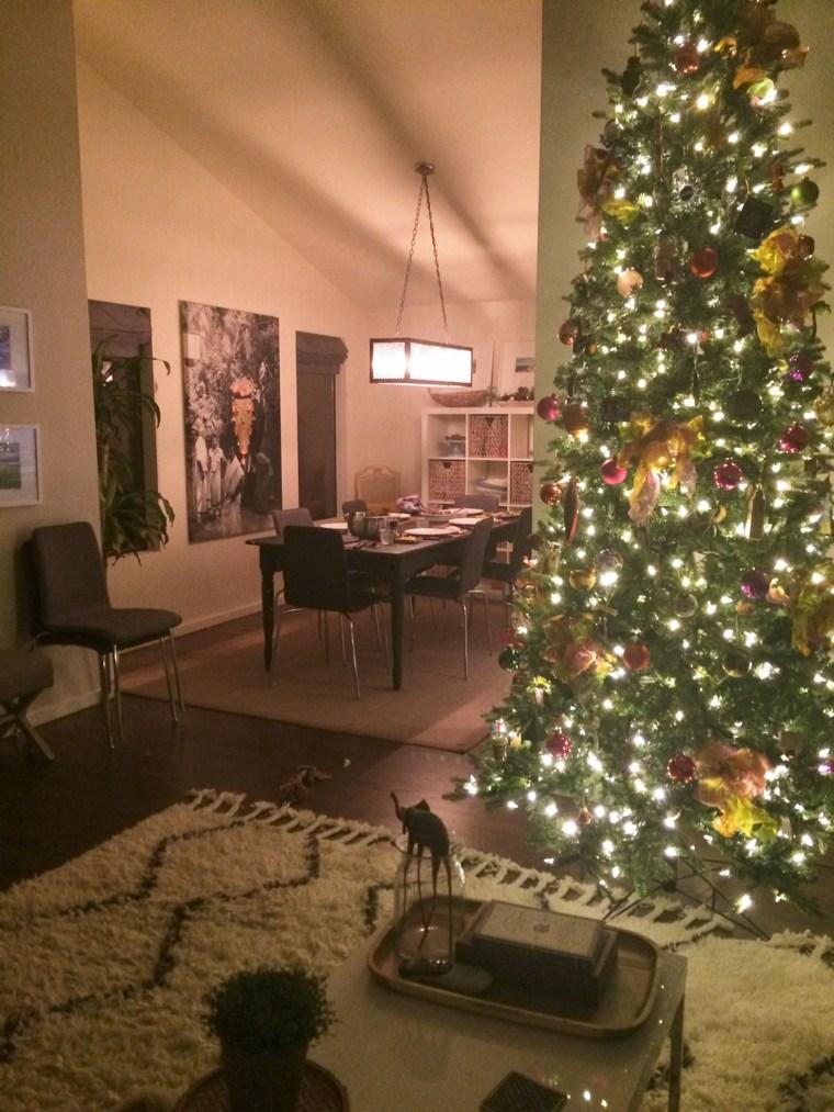 artificial christmas tree my - My Christmas Tree