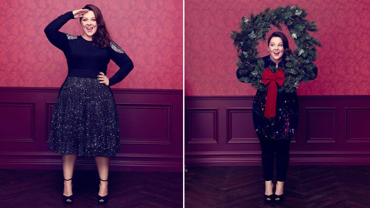 Melissa-McCarthy-fashion-line-today-151210-split 1