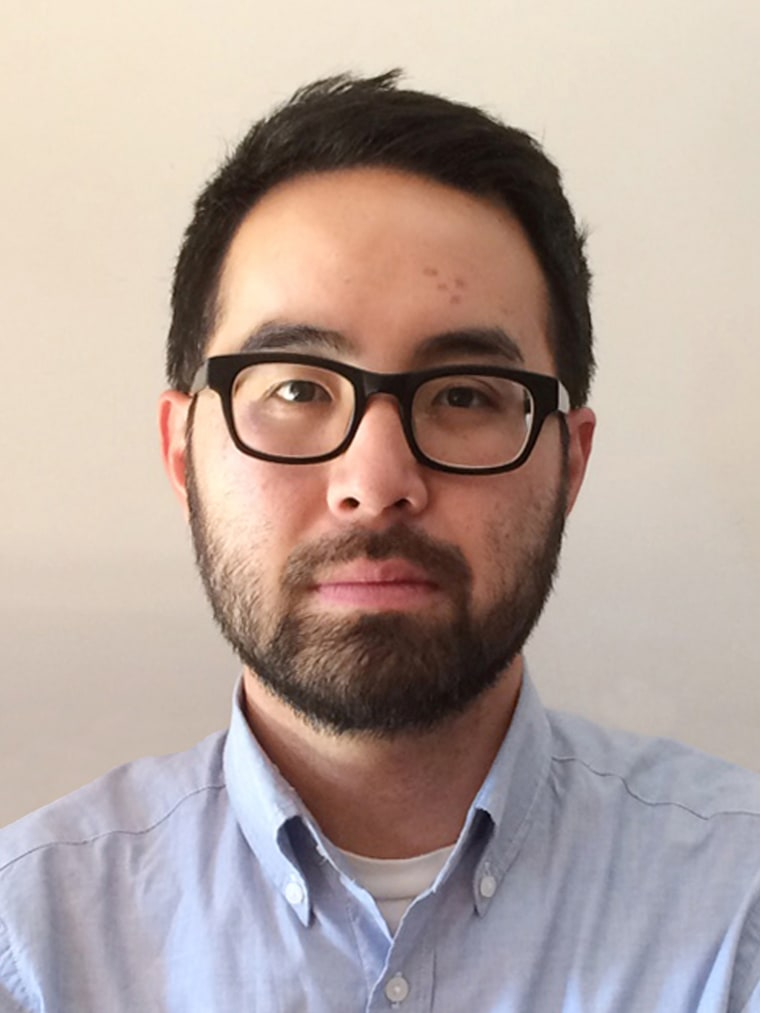 Cartoonist Adrian Tomine, who published his latest full-length collection of comics on Oct. 6