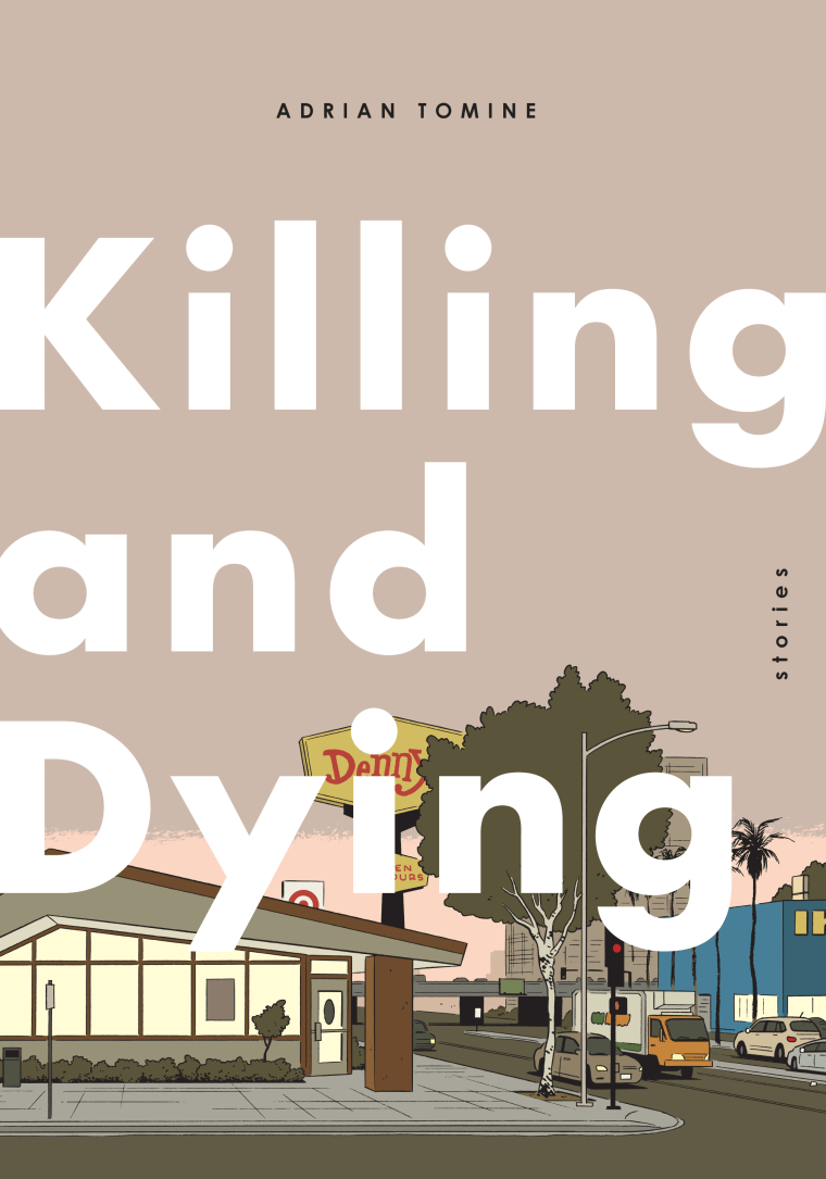 """Cover art for """"Killing and Dying"""""""