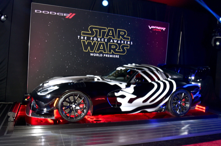 "Image: Premiere Of ""Star Wars: The Force Awakens"" - After Party"
