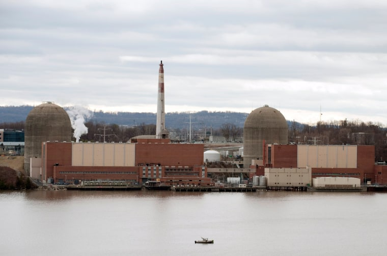 Image: The Indian Point nuclear power plant