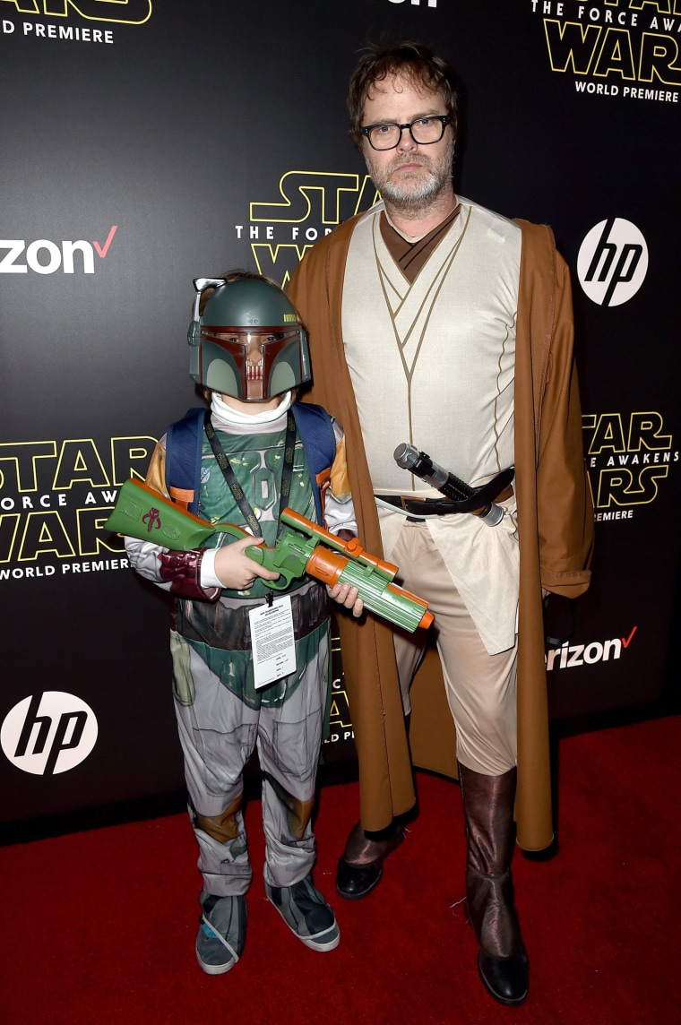 "Image: Premiere Of ""Star Wars: The Force Awakens"" - Red Carpet"