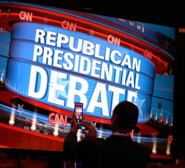 Image: Dec. 15 GOP presidential candidates debate
