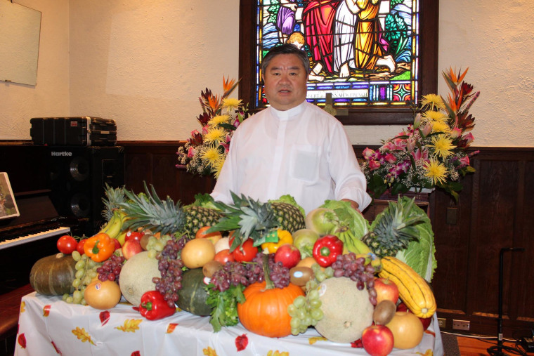 Rev. Sunggook Ahn, who leads Neung Lyuk Church, came to New York in 1991 with his wife, a one-year-old son, and a six-year-old daughter in search of a greater ocean of opportunities to serve and spread the word of God.
