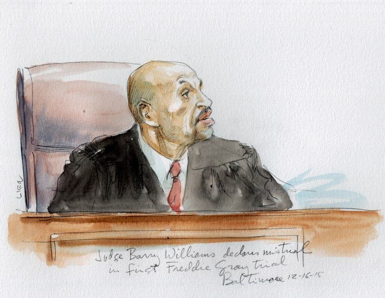 Image: William Porter trial