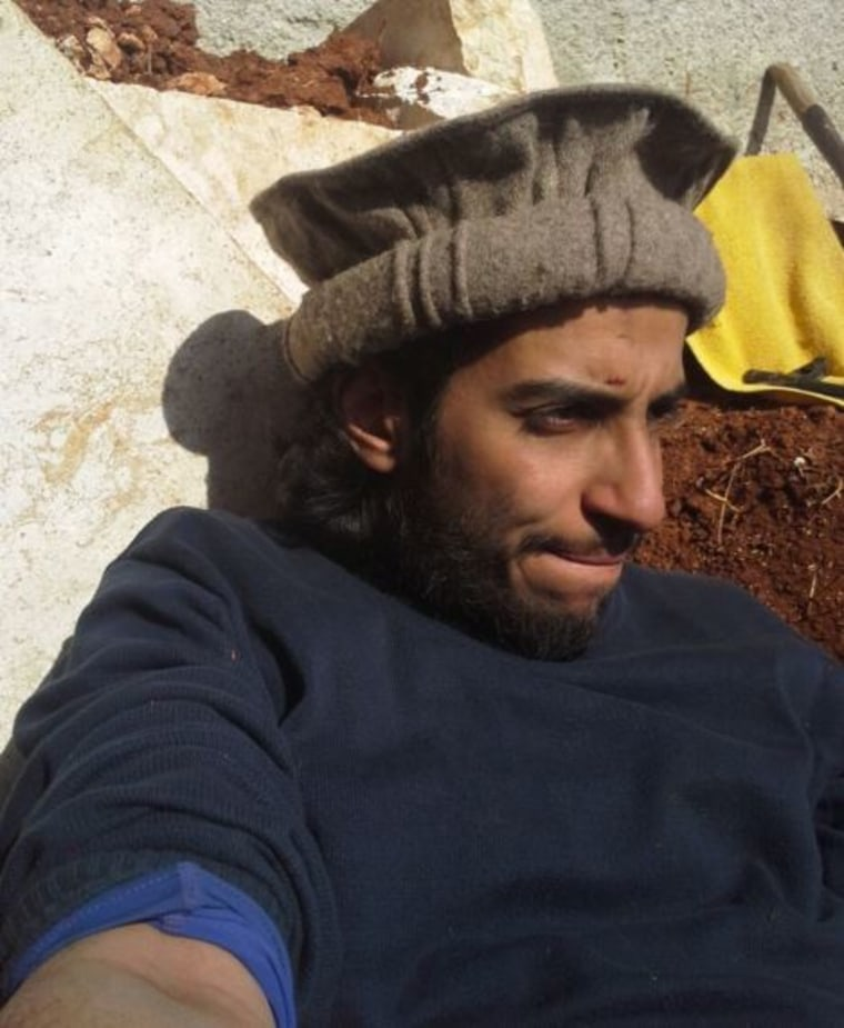 Paris Attacks: Abdelhamid Abaaoud's Photos Offer Glimpse of ISIS Life