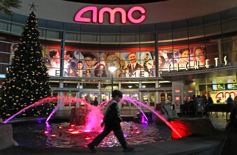 Image: AMC Theaters