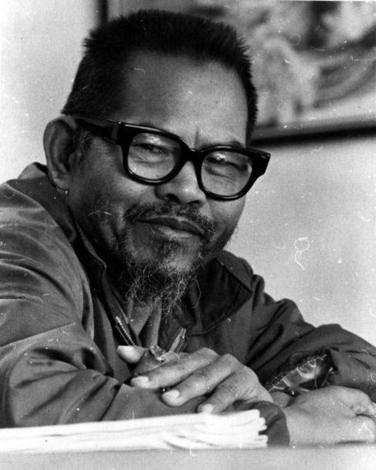 Itliong was 16 when he arrived in the U.S. from the Philippines with a 6th grade education. He went on to lead the farm worker movement that many believed changed the world.