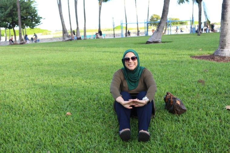 Nivia Martinez of Brooklyn NY.