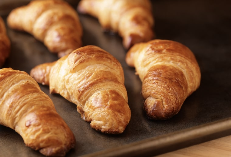 If the way to the heart is through the stomach, sending a box of these is sure to make you very popular. The croissants arrive pre-shaped and frozen. Simply thaw overnight and pop them in the oven for the ultimate Christmas morning treat.
