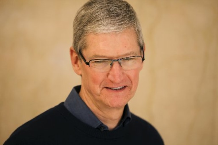 Image: Apple CEO Tim Cook