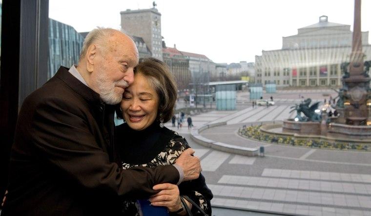 Image: German conductor Kurt Masur died