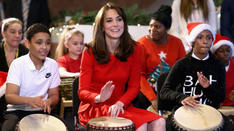 Image: BRITAIN-ROYALS-CHRISTMAS