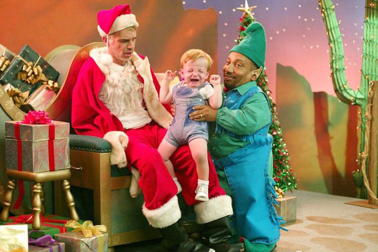 A Christmas con