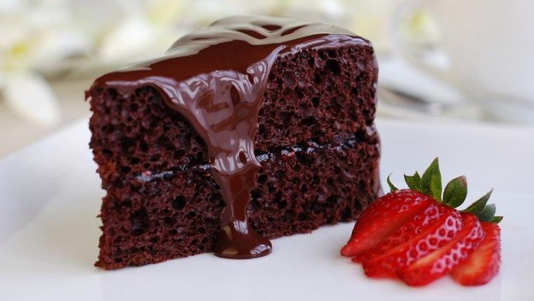 Double Layer Chocolate Cake Recipe