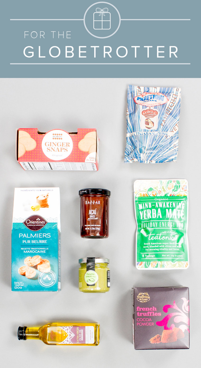 Holiday gift guides - Try the World, a subscription services for your favorite foodie