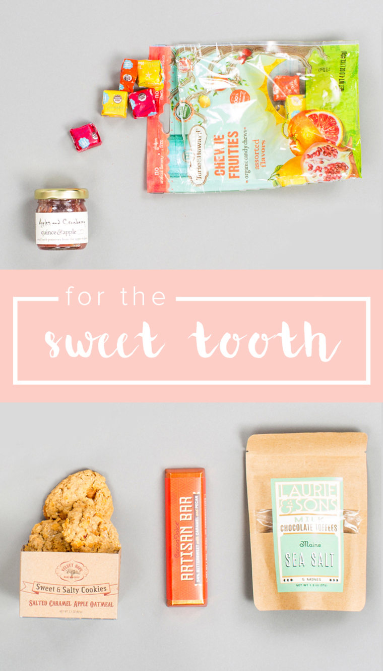 Holiday gift guides - Treatsie, a subscription service for your favorite foodie
