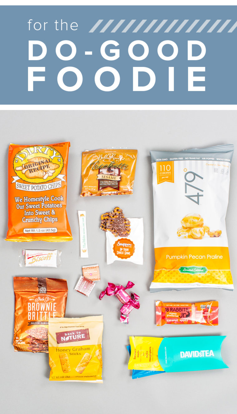 Holiday gift guides - Love with Food, a subscription service for your favorite foodie