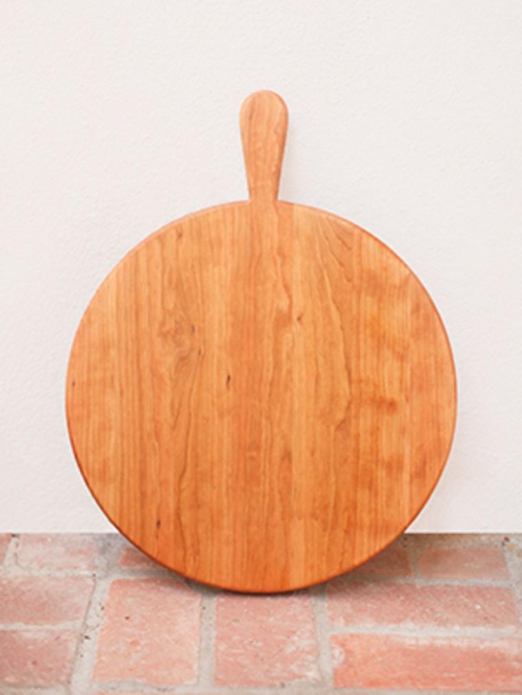 Cherry cutting board from Edible Gardens LA