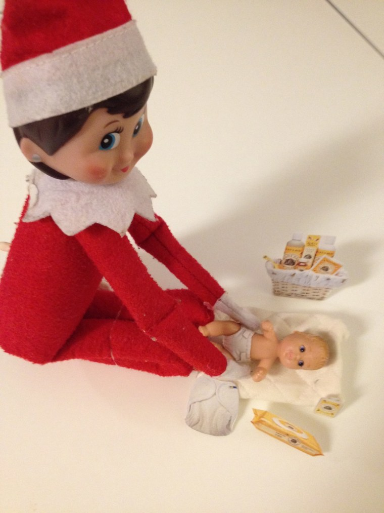 Elf On The Shelf Turns 12 A Secret History Of Santa S Scout