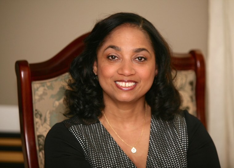 Joseline Peña-Melnyk is a candidate for U.S. Congress in Maryland's District 4.