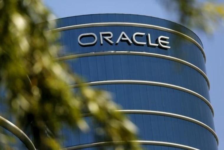 Image: Oracle logo