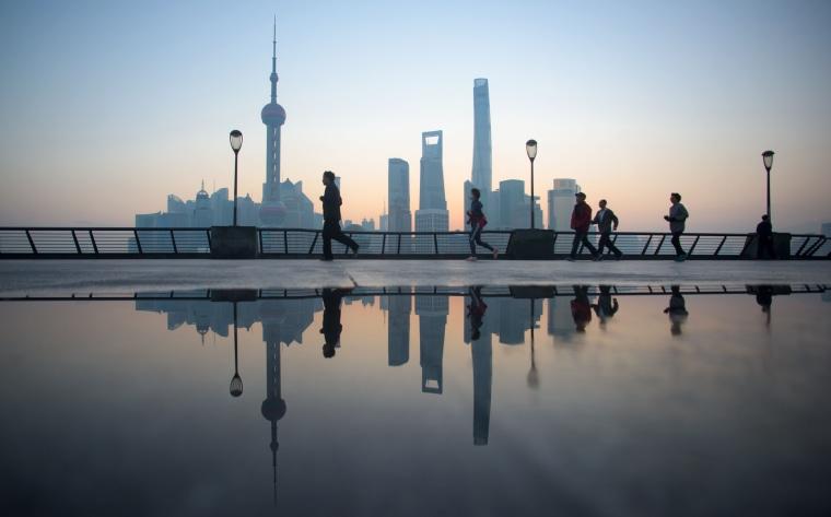 Image: CHINA-ECONOMY