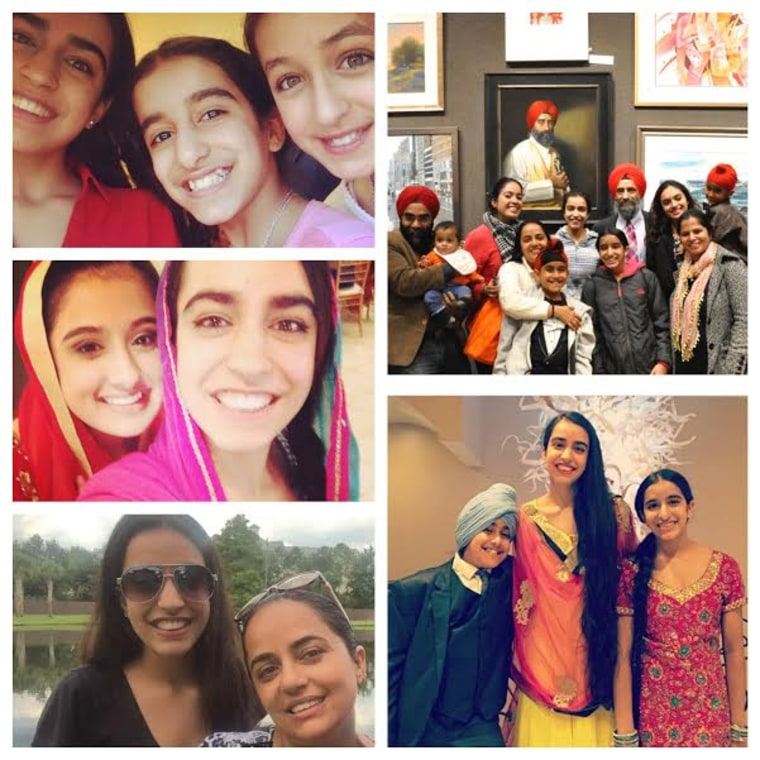 Scenes of everyday Sikh-American life shared by The Sikh Coalition as part of their #MySikhAmericanLife Twitter campaign.