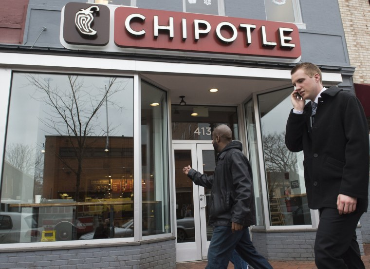 Image: US-BUSINESS-CHIPOTLE