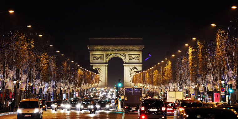 ISIS Video Claims to Show Paris Attackers, Threatens Britain