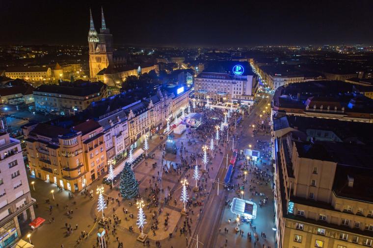 Image: CROATIA-ECONOMY-TOURISM-CHRISTMAS