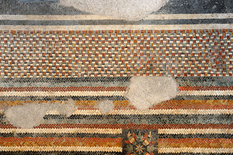 Image: ITALY-POMPEII-DOMUS-ARCHAEOLOGY