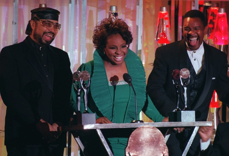 "GLADYS KNIGHT WILLIAM GUEST MERALD ""BUBBA"" KNIGHT"