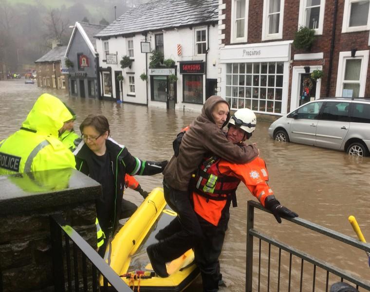 Image: Winter Floods - Britain