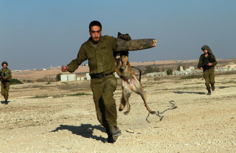 Image: ISRAEL-PALESTINIAN-CONFLICT-MILITARY-SOCIETY-RELIGION