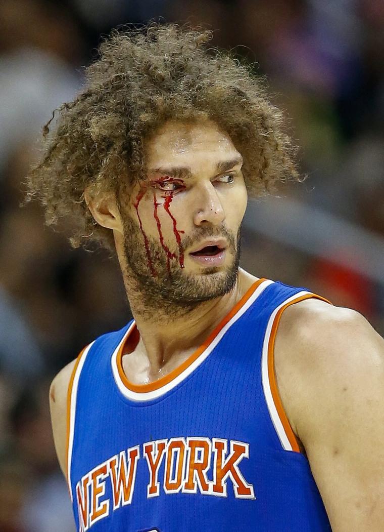 Image: New York Knicks at Atlanta Hawks
