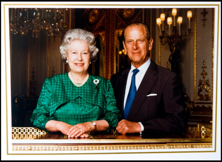 BNPS.co.uk (01202 558833) Pic: Phil Yeomans/BNPS  Xmas card sent by the Queen and Prince Philip in 1997.  A Royal Xmas cards sent to a member of staff and hand signed by the Queen and Prince Philip is being auctioned by Dukes of Dorchester.