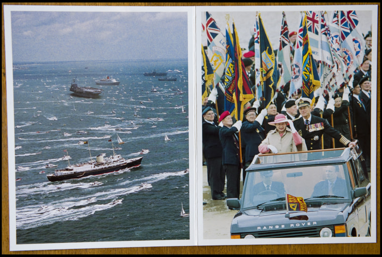 BNPS.co.uk (01202 558833) Pic: Phil Yeomans/BNPS  Xmas card sent by the Queen and Prince Philip in 1994.  A Royal Xmas cards sent to a member of staff and hand signed by the Queen and Prince Philip is being auctioned by Dukes of Dorchester.