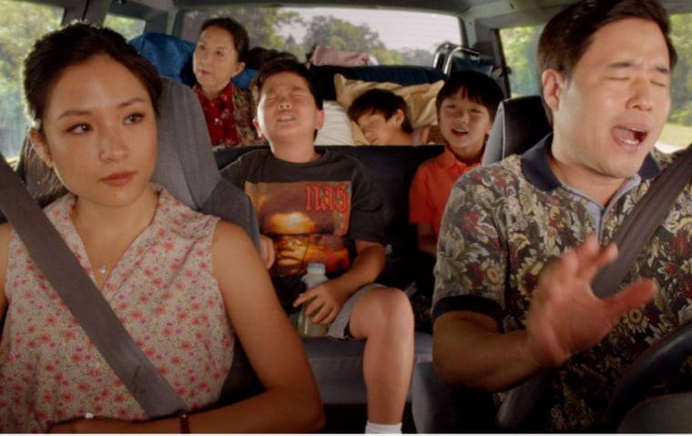 """Fresh Off the Boat"" premiered in February 2015."
