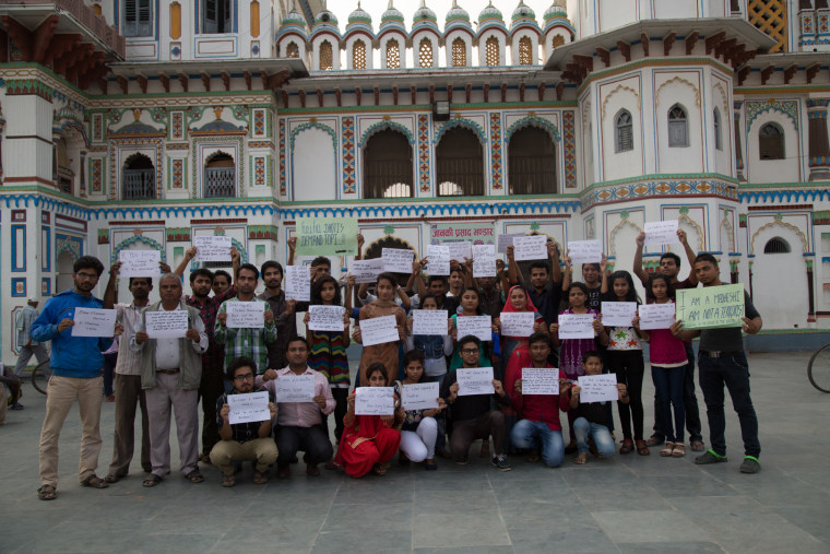 Madhesis take to paper to voice their hopes for Nepal's future.