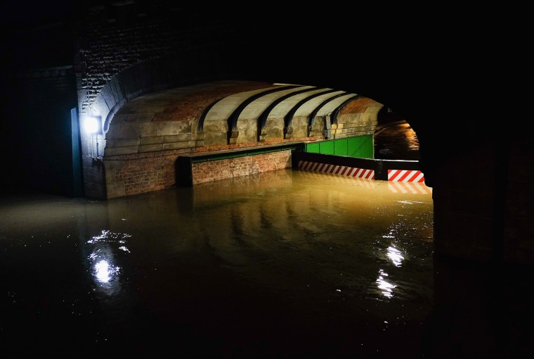 Image: Severe Flooding Affects Northern England
