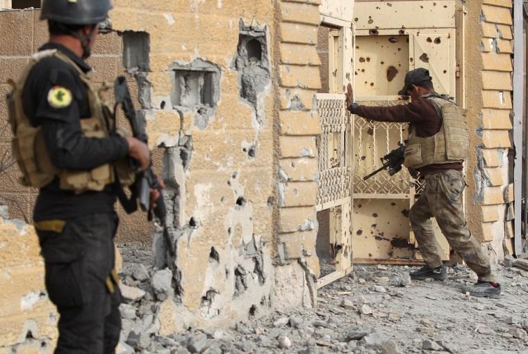 Image: IRAQ-CONFLICT-RAMADI