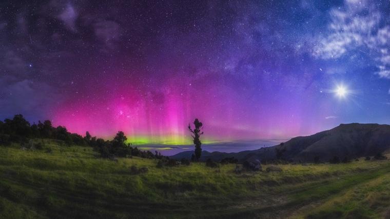 Image: Aurora Down Under
