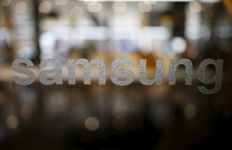 Image: Samsung logo