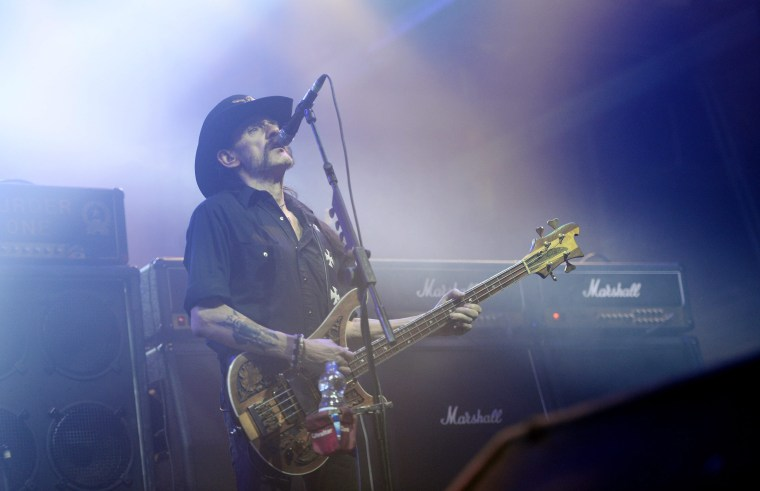 Lemmy Kilmister of Motörhead Dies at 70, Band Confirms