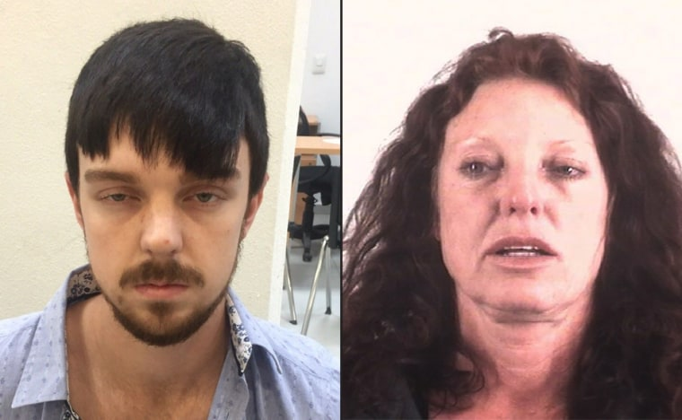 On the left U.S. national Ethan Couch is pictured in this undated handout photograph made available to Reuters on December 29, 2015 by the Jalisco state prosecutor office, Mexico. And on the right, Tonya Couch is seen in an undated handout picture released by the Tarrant County Sheriff's Office in Fort Worth, Texas.