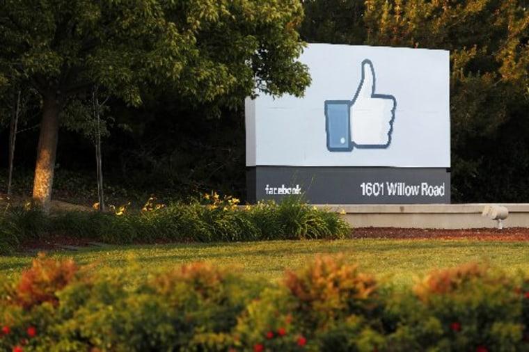 Image: Facebook headquarters