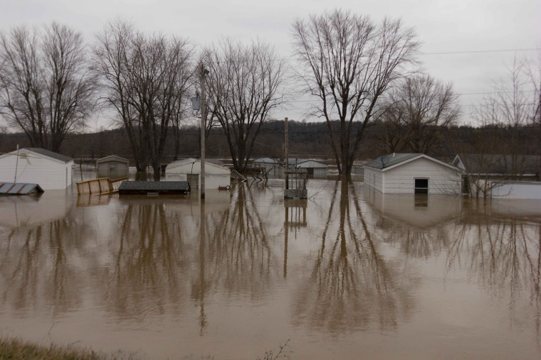 Image: Heavy Rains Flood Missouri